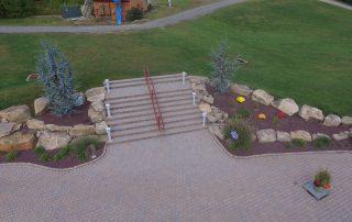 Bear Creek Stair Area