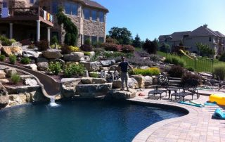 Pools & Water Features 43