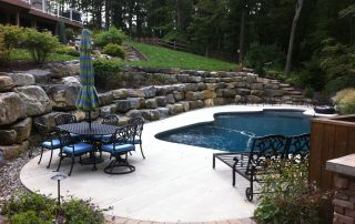 Pools & Water Features 47